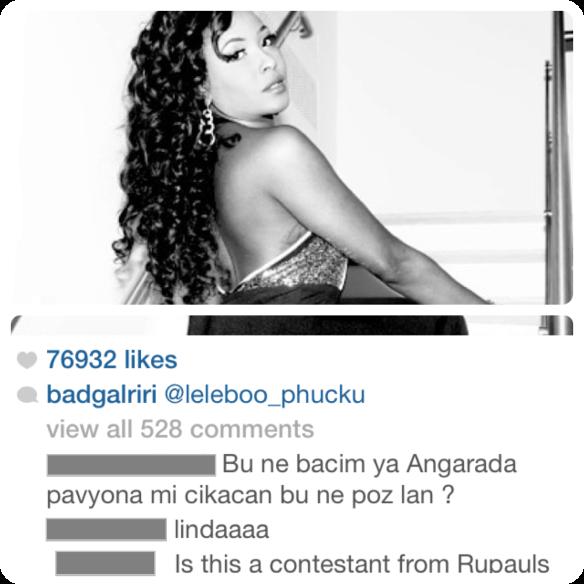 Türk'ün Instagramla savaşı